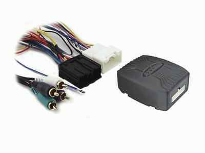Axxess MITO-01 Amp Interface for 08-up Mitsubishi Vehicles w/ Fosgate System NEW