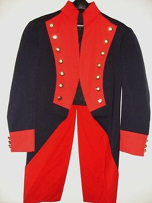 Vintage Period Military Movie Costume From Western Costume Company
