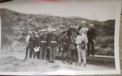 Vintage 1940s Misc War Soldiers in a Variety of Uniforms
