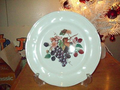 "New Gorham ""Berry Arbor"" Salad Plate"