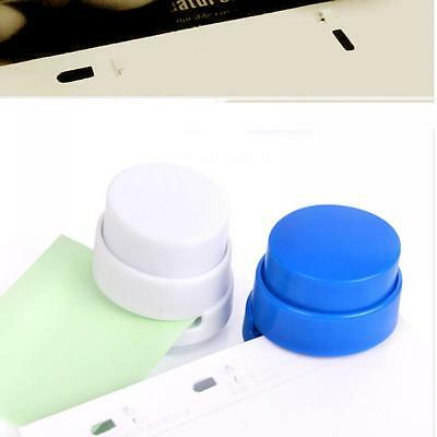 Environmental Paper Stapless Home Mini Binding Binder Needle-free Stapler