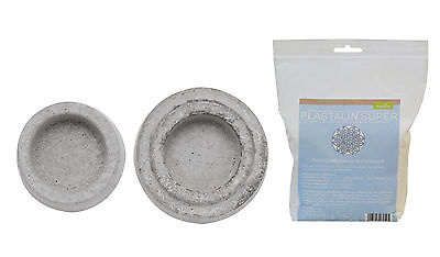 Casting mould Tealight holder round 6 &7 cm with Plast alin 1000g