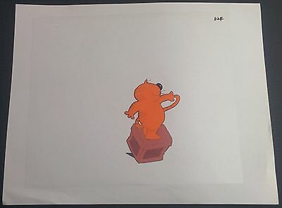 Heathcliff (1984 TV Series) Animation Hand Painted Production Cel DIC A