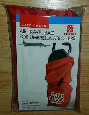Childress Gate Check Air Travel Bag For Umbrella Strollers