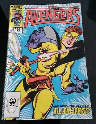 lot de comics the avengers (vol 1) vo -  bon état