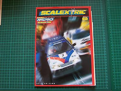 Scalextric 1996 37th Edition Catalogue