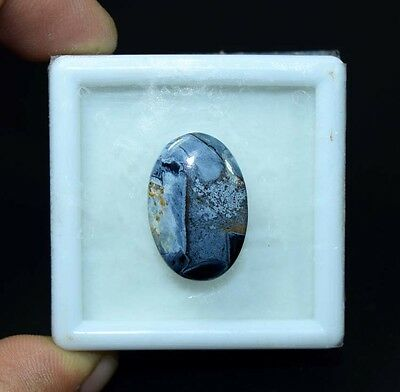 16.00 Cts. 100 % Natural Chatoyant Pietersite Oval Cabochon Untreated Loose Gems