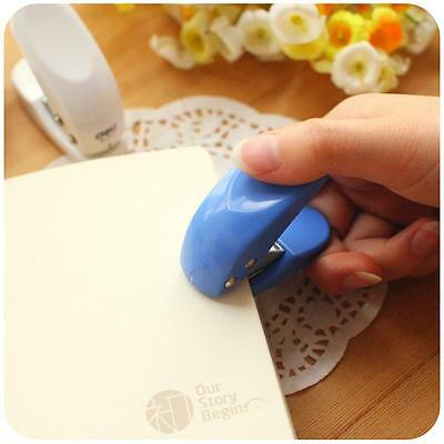 Scrapbooking Paper Circle Mini Card Hole Punch Craft