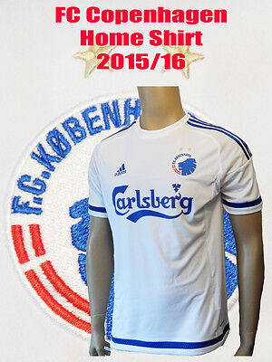 FC Copenhagen Home Shirt Size Large (only 1
