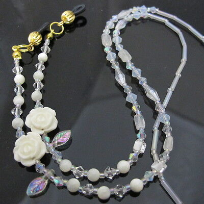 Glasses Sunglasses Spectacles Eyeglass Holder Cord Chain Strap Lanyard Necklace