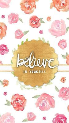 Believe Quote Home decor wall cloth high quality Canvas print art gift