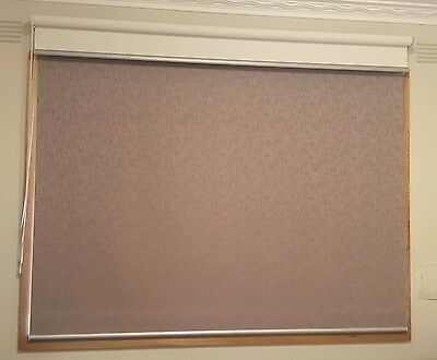 Interior Double Roller Blinds X4
