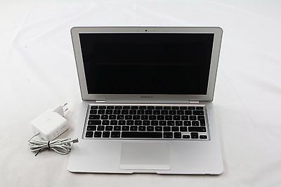 "Apple MacBook Air 13,3"" 1,6 GHz 2 GB RAM 80 GB HDD - Vom Händler #230"