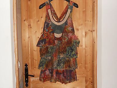 Robe Desigual By Christian Lacroix Neuve Taille 36