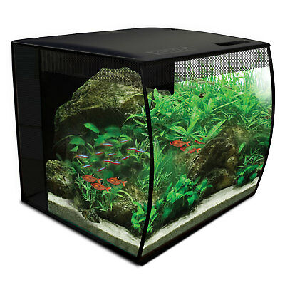 Fluval Flex LED Nano Aquarium Tank with Integral Filter and Remote Control