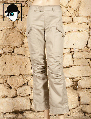 'Marithe Et Francois Girbaud'  Low Rise Trousers - Uk 12 - (Z)