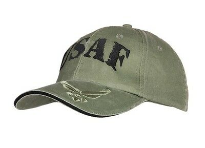 US Army Airforce USAAF Baseball Cap Airforce Pilots Insignia Vintage  Air Force