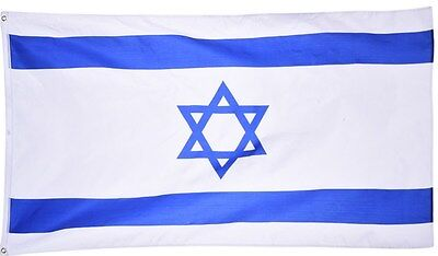 Israel flag Israel Country Polyester Flag High Quality  150*90cm