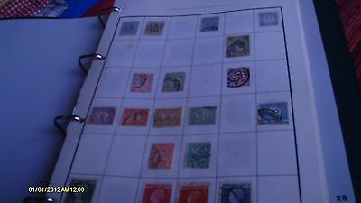 Europe stamp collection countries (see video) m-z unchecked early - 1970's