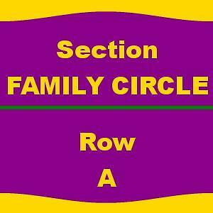 2 TICKETS 4/22/17 Finding Neverland Thrivent Financial Hall At Fox Cities Perfor