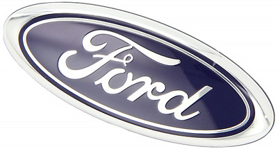 FORD 1140508 avant Badge ovale