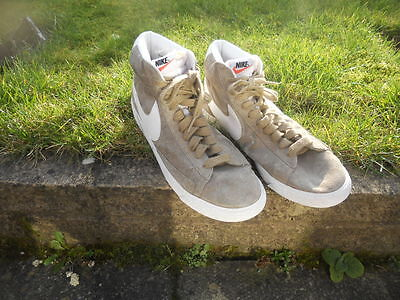 Nike men's basketball/skateboard/ankle boots size 10 or 46