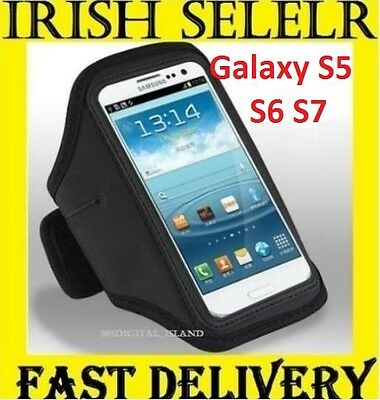 Armband for SAMSUNG GALAXY S7 S6 J3 & S6 Edge  Case Running Jogging Gym Exercise