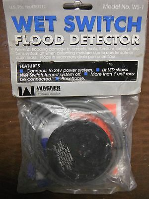 Wet Switch , Flood Detector    WS-1    24V   Diversitech   New in Package