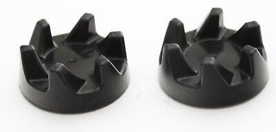 9704230 x 2  KitchenAid Genuine Blender Rubber Clutch Coupler Coupling Cog Shear