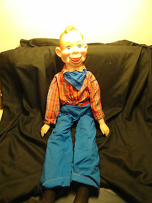 Vintage Howdy Doody Ventriloquist Dummy or puppet