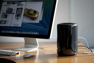 APPLE MAC PRO Late 2013 12-Core 2.5 GHz / 32GB / SSD 1TB