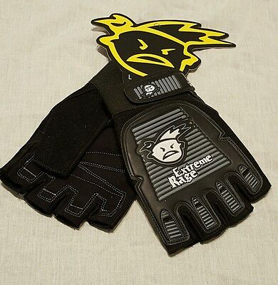 extreme rage paintball gloves