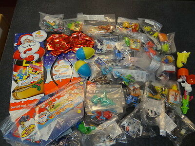 Huge Collection Ferrero Kinder Surprise Toys & Advertising Packages*