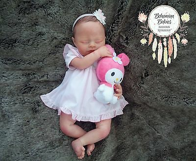 *Bohemian Babies* reborn beautiful baby girl Sadie by Marissa May