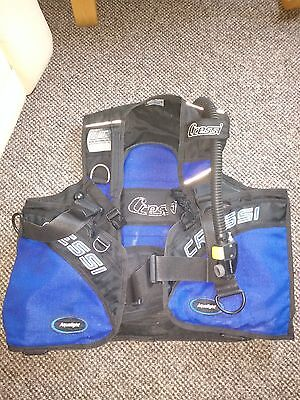 Men's Cressi Aqualight BCD XL