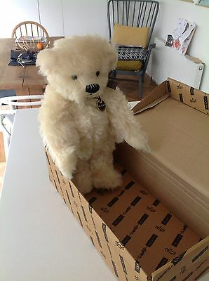 Dean's Limited Edition Teddy Bear 2002 New With Box