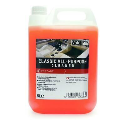 ValetPRO Classic All Purpose Cleaner Concentrate - 5 L + Autoglym spray bottle