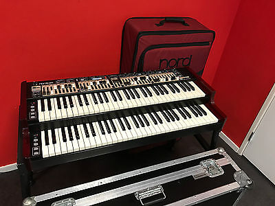 Nord C2D Organ with case and warranty