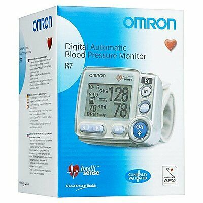 Omron Digital Automatic R7 Blood Pressure Monitor