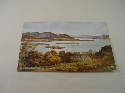 TOP11385 - Postcard - The Narrows, Kyles of Bute
