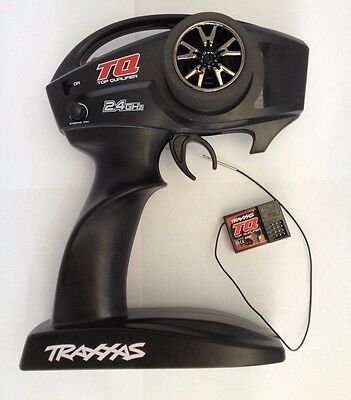 Traxxas 3-Channel TQ 2.4GHz Transmitter Radio with Receiver