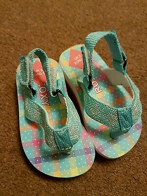 Roxy size 3 baby shoes brand new