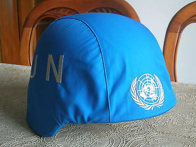 China PLA Army United Nations Blue Helmets Cover,Rare