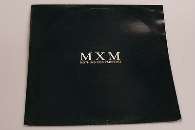 """12"""" Vinyl Single MXM """"Nothing Compares to You"""""""