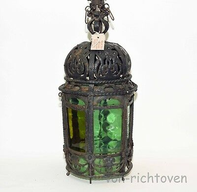 Large Great Central Railway Leicester Central Station Booking Hall Lantern c1897