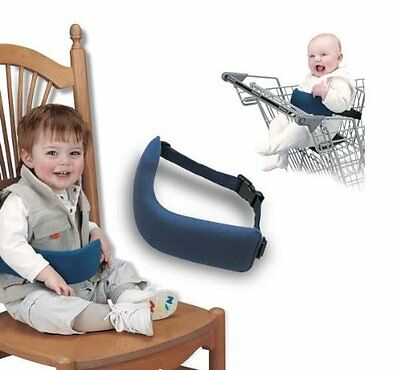 Portable Baby High Chair Strap Infant Travel  Feeding Dinner Seat Chair Holster