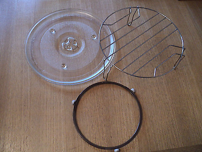 Microwave Glass Turntable / Guide Roller / Grill Stand