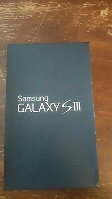 samsung galaxy s3 box only