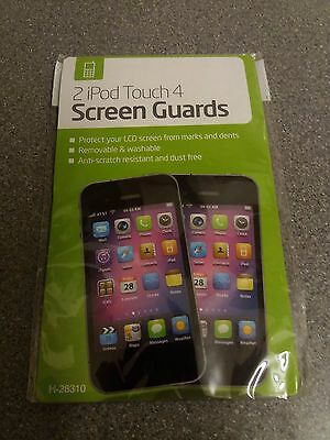 ipod touch 4 screen guards protectors New