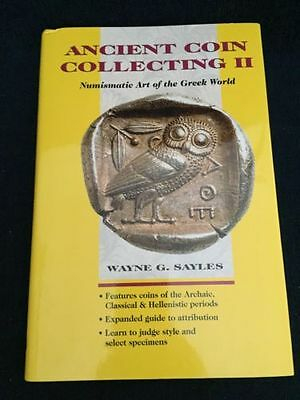 Ancient Coin Collecting Vol. II Wayne G. Sayles